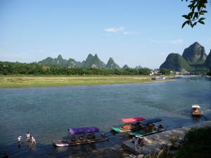 Guilin/Yangshuo Muslim Tour 4 Days