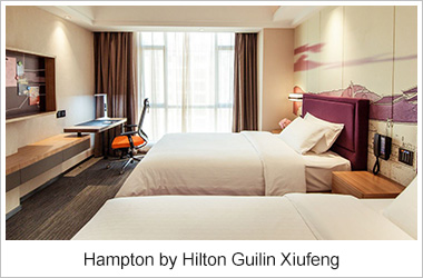 Hamption by Hilton Guilin Xiufeng