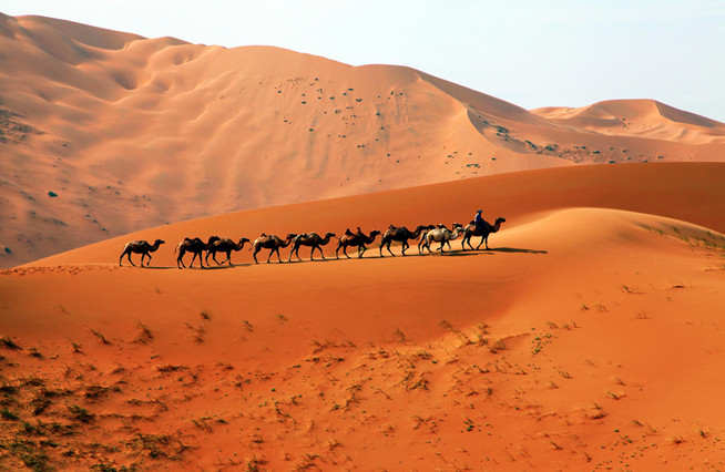 Silk Road Tour 14 Days