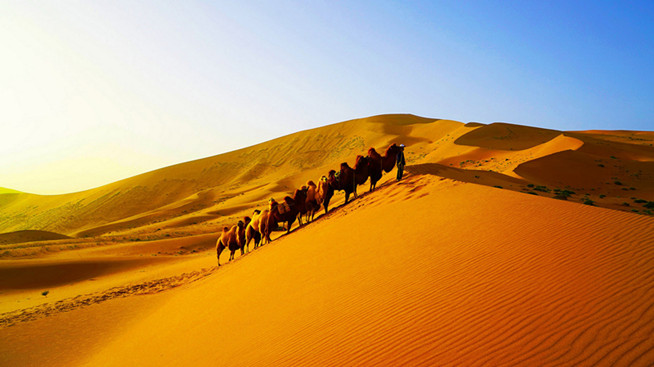 Silk Road Tour 17 Days